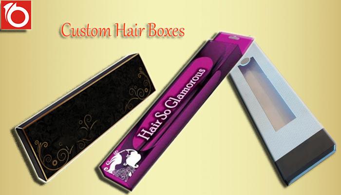 custom hair boxes