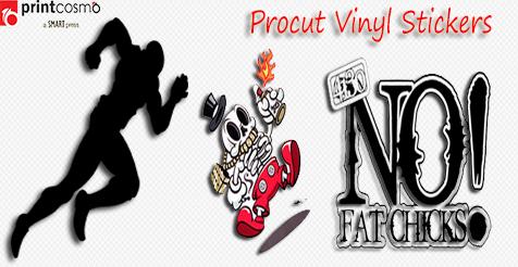 procut vinyl stickers