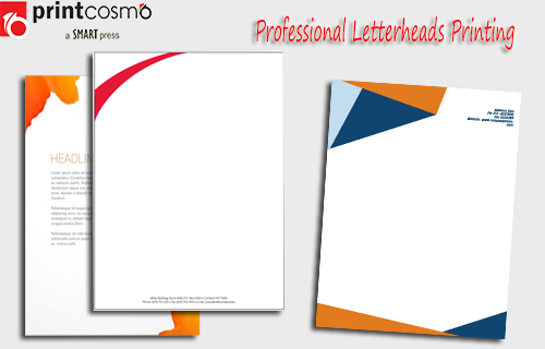 Professional Letterhead | Professional Letterhead 5 Worthy Facts About These