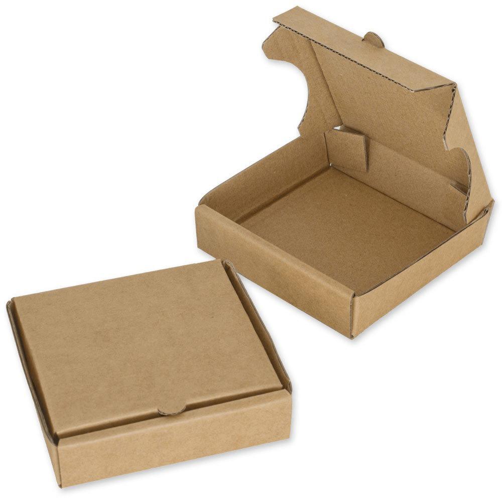 mini cardboard pizza boxes