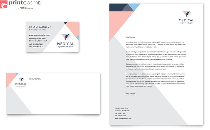 Revealed: Why you must use medical office letterheads?