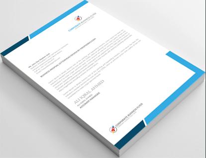 medical office letterheads