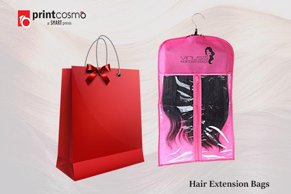 hair extension bags