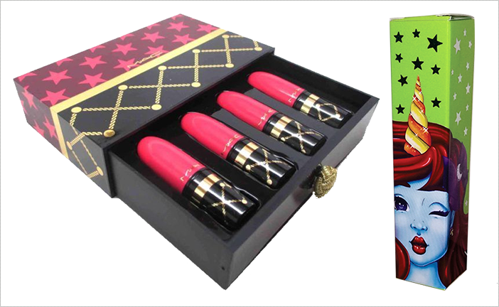 Lipstick Boxes Wholesale Supply | Custom Lipstick Packaging