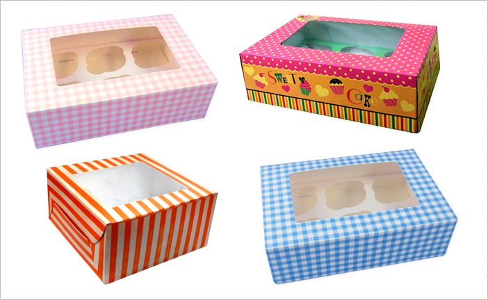 Muffin Boxes