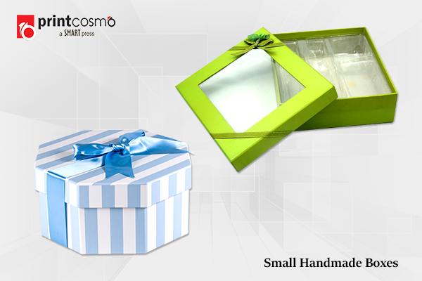 small handmade boxes