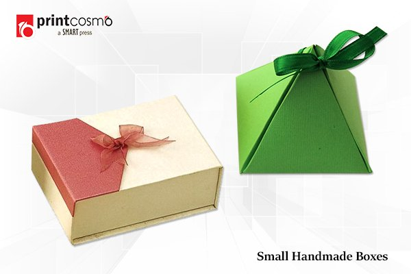 The most effective method to create amazing small handmade boxes