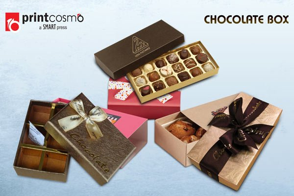 chocolate candy boxes