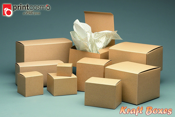 Kraft Boxes: Custom Kraft Boxes the Ideal Packaging Solution