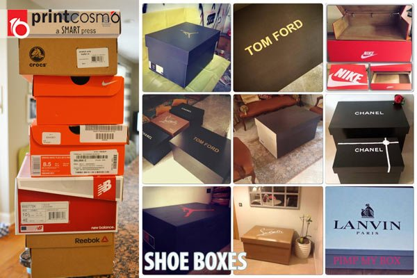 5 Things to Consider When Using Shoe Boxes for Organization