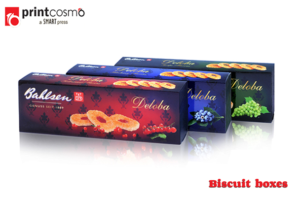 Factors to consider when choosing the biscuit packaging boxes
