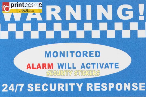 Security Stickers:Here is your guide to home security stickers!