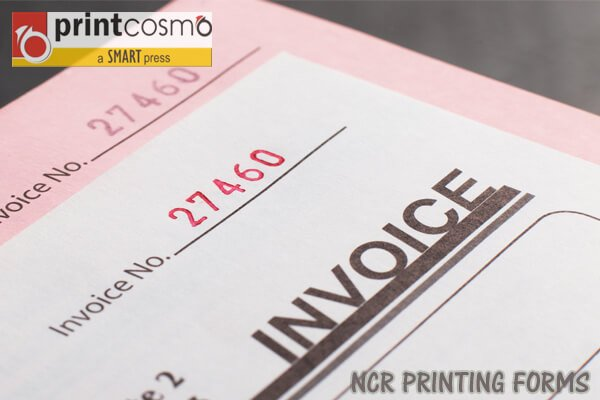 Custom NCR printing forms 1
