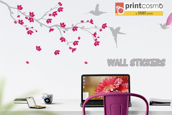 Custom wall stickers|decorate your home with stickers for bedroom