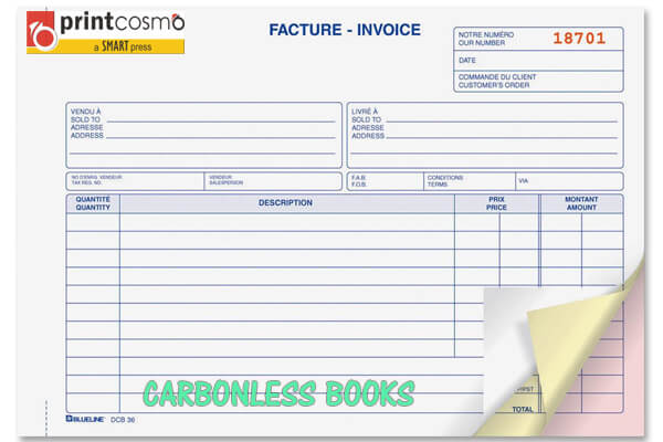 Carbonless notebook| Why you must use carbonless copy notebook?