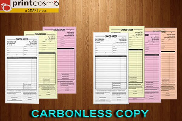 Carbonless Copy: Time to Give Boom and Exposure to Your Business
