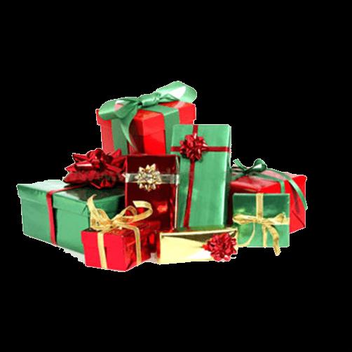 Christmas Boxes.Christmas Boxes