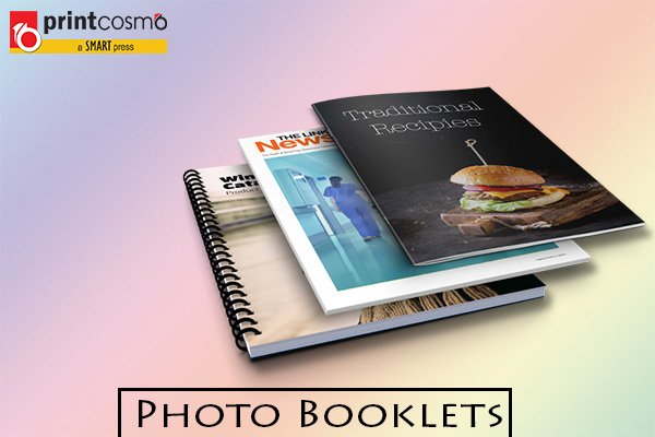 Photo booklets| Tips to grasp market through photo booklet!