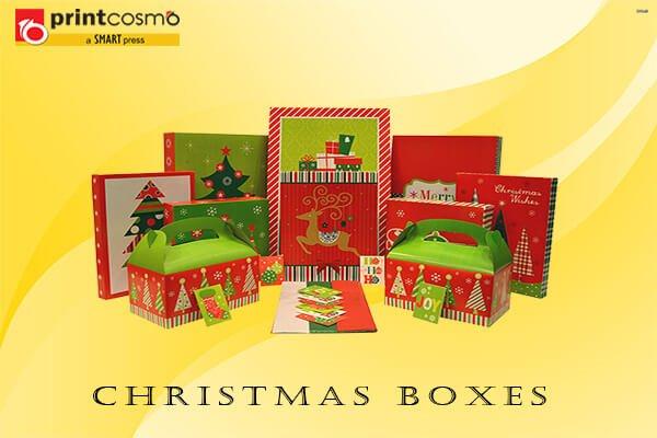 Christmas alert: Best designing tips for custom Christmas boxes
