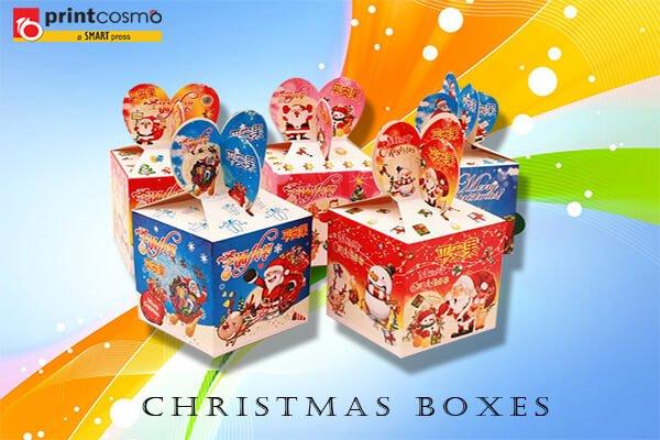 custom charistmas boxes
