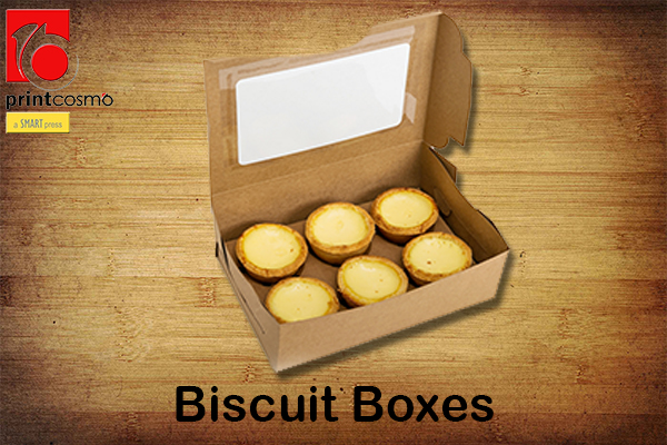 Custom Biscuit Boxes – Today's Beautifying Technique For Your Brand