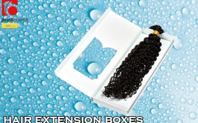 Custom Hair Extension Boxes|All You Need To Know about packaging