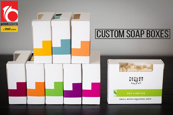 Custom Soap Boxes – All You Need to Know