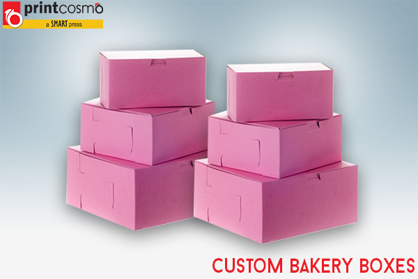 Customize Bakery Boxes