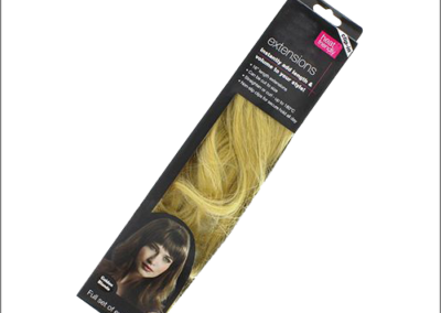 Hangable Hair Extension Boxes