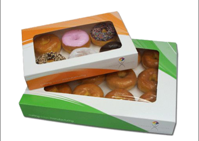 Donut Boxes Wholesale Printing