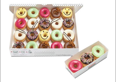 Wholesale Donut Packaging USA