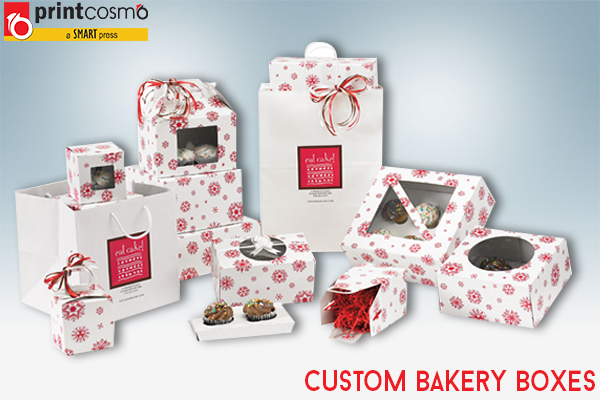 The World of Custom Bakery Boxes