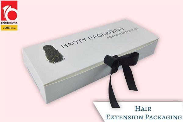 custom Hair Packaging