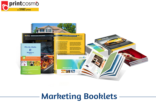 Marketing Booklets Printing