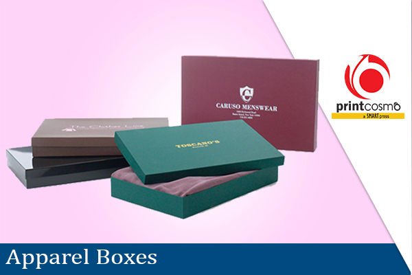 Fancy-Up Your Custom Apparel Boxes Packaging With Free Shipping