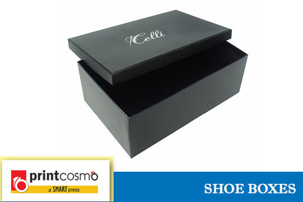 Cardboard Shoe boxes