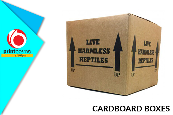 How Can We Make Use of Cardboard Boxes in Different Business Fields