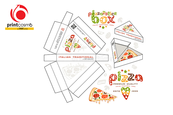 custom pizza boxes