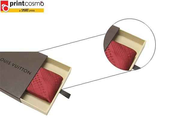 Custom Made Tie Boxes