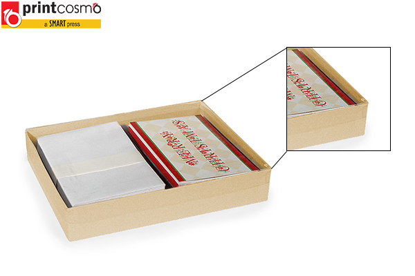 Custom Stationary Boxes