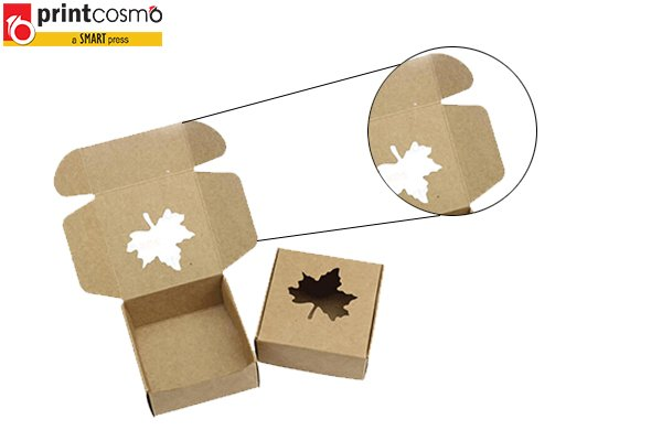Die Cut Boxes with logo