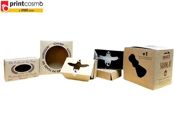 Wholesale Die Cut Boxes
