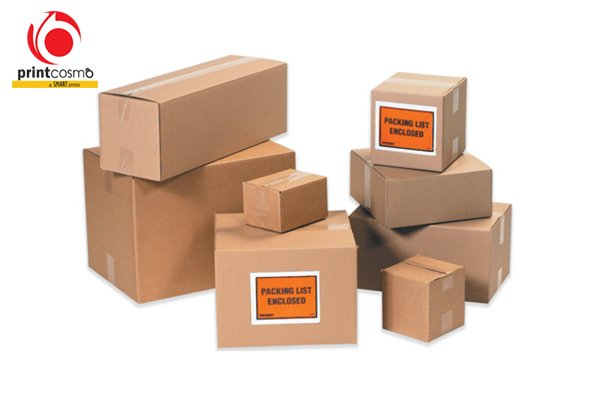 6 Advantageous Features that Can Be Achieved Through Corrugated Boxes
