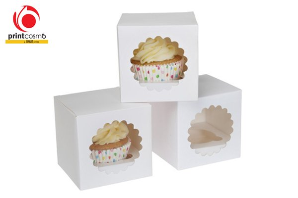Make your Cupcake Boxes Innovative, the Way They Have Never Been Before