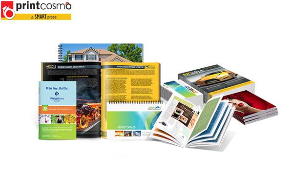Custom Marketing Booklets