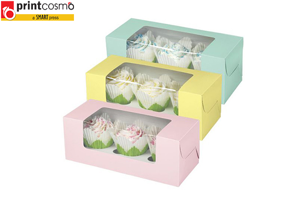 muffin packaging boxes