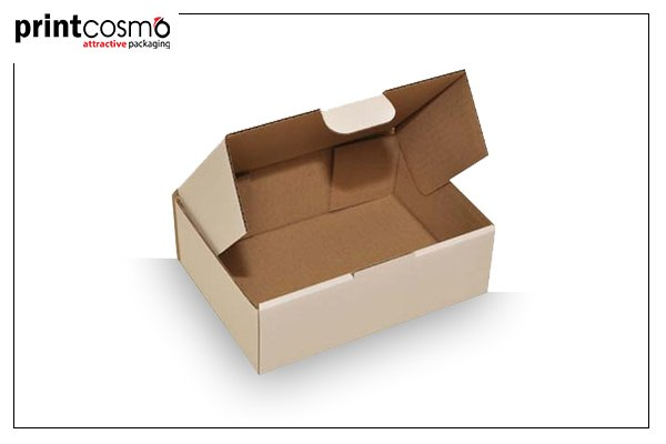 Printed Postage Boxes
