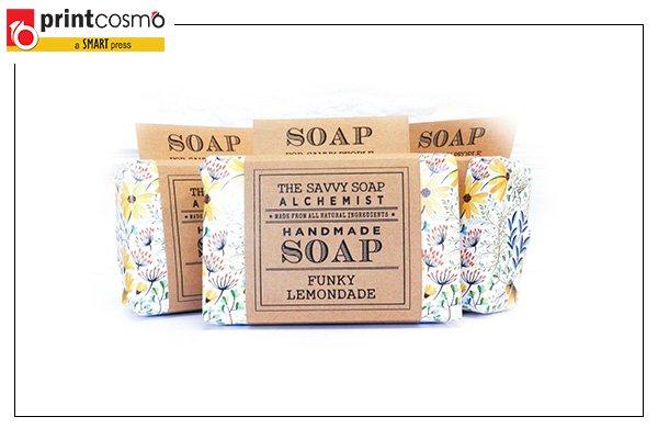 soap wrap paper