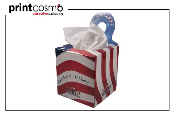 Promotional Tissue Boxes