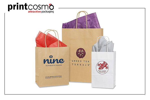 3 Types of Paper Bags Together with Their Advantages